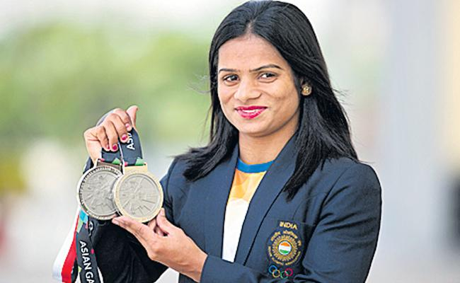 Dutee Chand Named In TIME 100 Next List - Sakshi