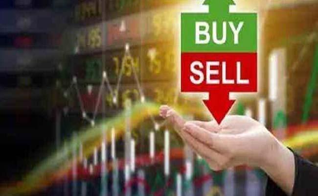 Sensex Falls Over 70 Points, Nifty Near 11800 Amid Volatile Trade - Sakshi