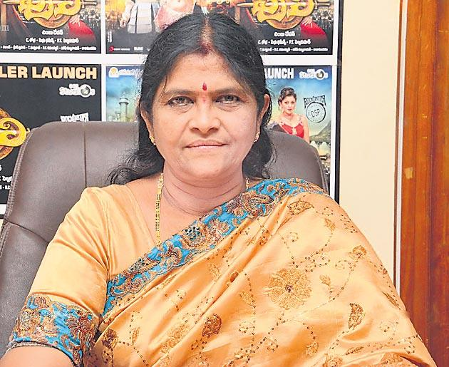 SVR Media Chief Shobharani To Step Into Film Production - Sakshi