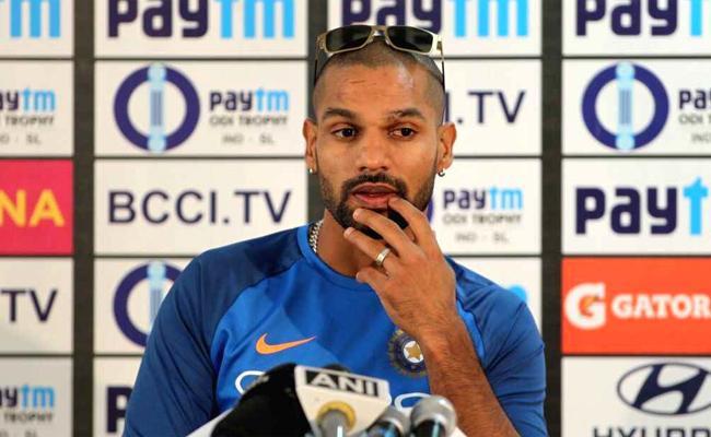 Rishabh Will Do Really Well In Long Run Dhawan - Sakshi