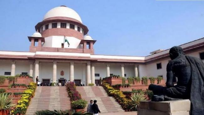 Supreme Court nullifies rules on tribunals in Finance Act 2017 - Sakshi
