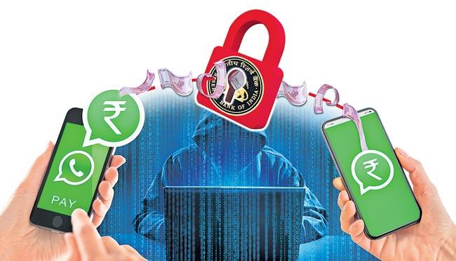 WhatsApp can not start payments business in India - Sakshi