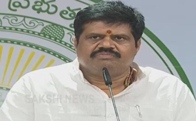 Minister Avanthi Srinivas Fires On Pawan Kalyan And Chandrabu - Sakshi