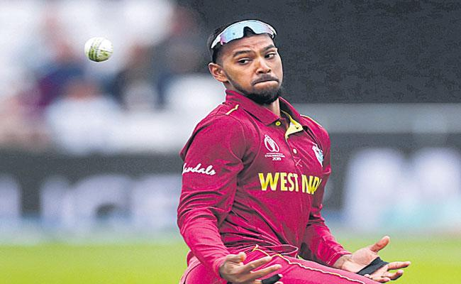 Nicholas Pooran Banned For Four T20 Matches - Sakshi