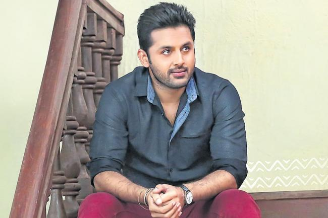 Nithin To Remake AndhaDhun in telugu - Sakshi