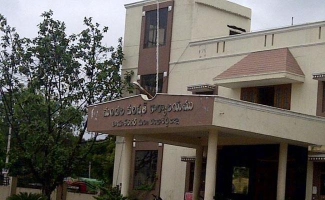 Police Security Should Be Set Up At All Revenue Offices - Sakshi