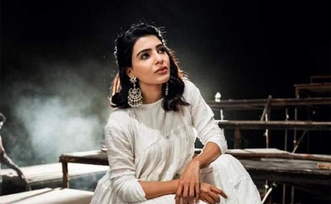 Samantha in Family Men2 Web Series - Sakshi