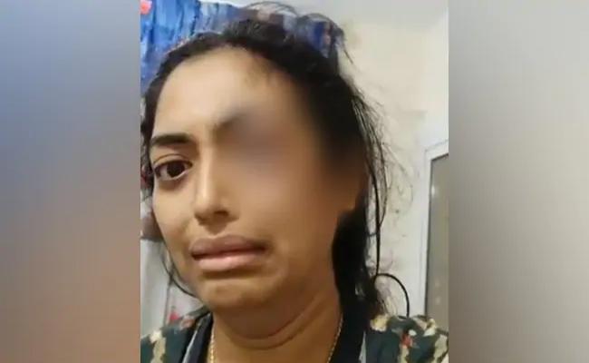 Indian Arrested In Sharjah For Abusing Wife - Sakshi