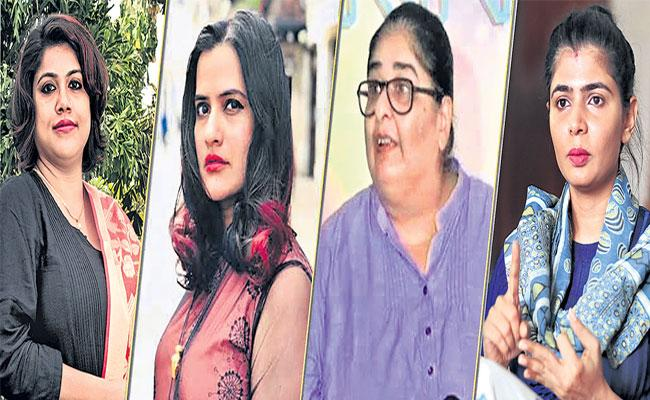 A Year Later Heres How MeToo Has Affected These Four Women - Sakshi