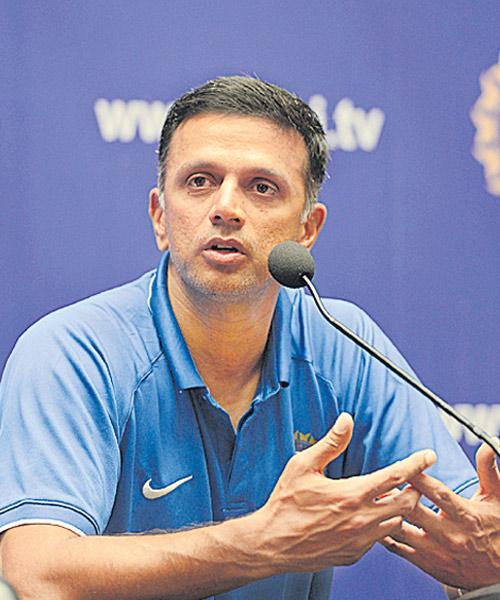 Dravid Cleared Of Conflict Of Interest Charges BCCI Ethics Officer - Sakshi