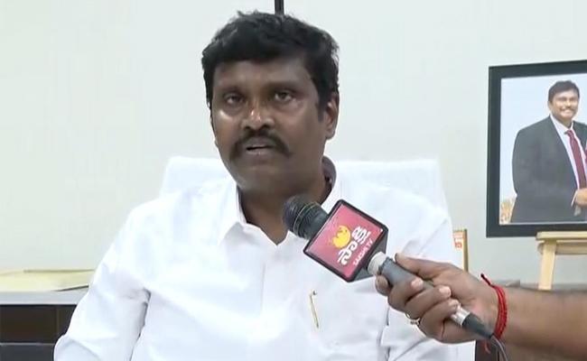 ACB Officer PV Sunil Kumar Investigating On Sand Portal Haking Company  - Sakshi
