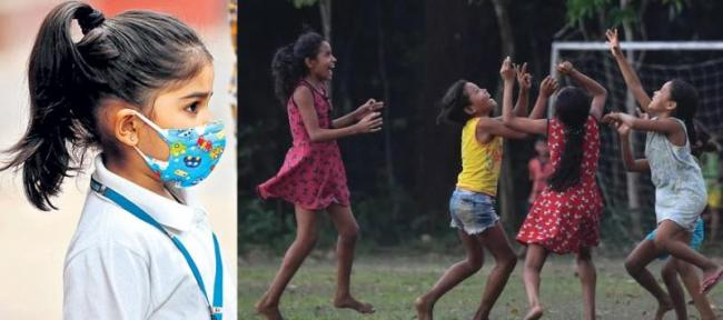 Climate Change Poses Threats to Childrens Health Worldwide - Sakshi