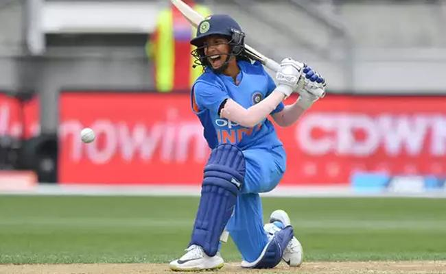 Bowlers And Rodrigues Helps India Clinch T20I Series - Sakshi