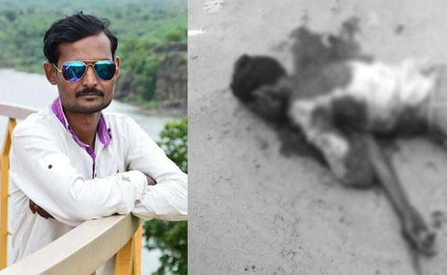 Man Murdered In Adilabad Over Family Disputes - Sakshi