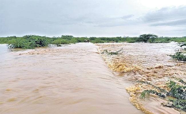 Ground Water Level Increase Anantapur - Sakshi