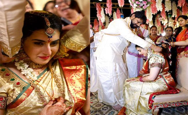 Actress Archana Gets Marriage With Jagadeesh - Sakshi