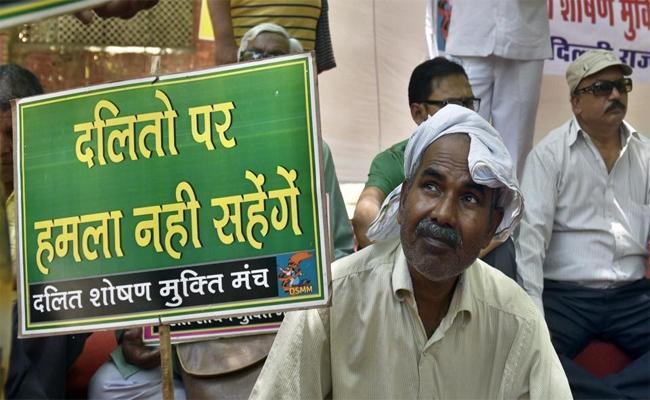 Dalit Man Beaten And Forced To Drink Urine In Punjab Sangrur - Sakshi
