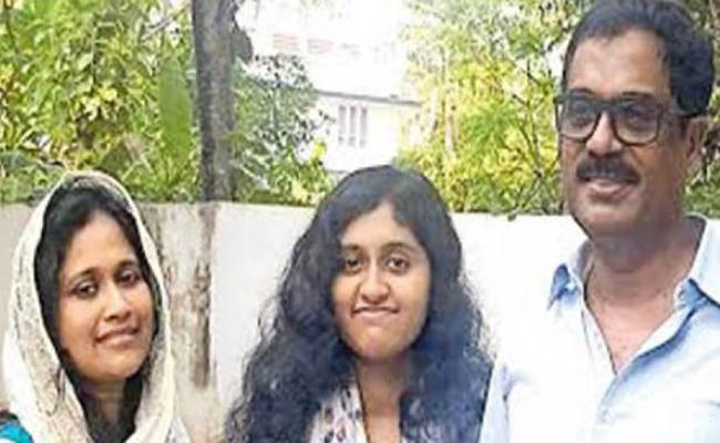 Fathima Lathif Parents Fire on madras IIT Professor - Sakshi