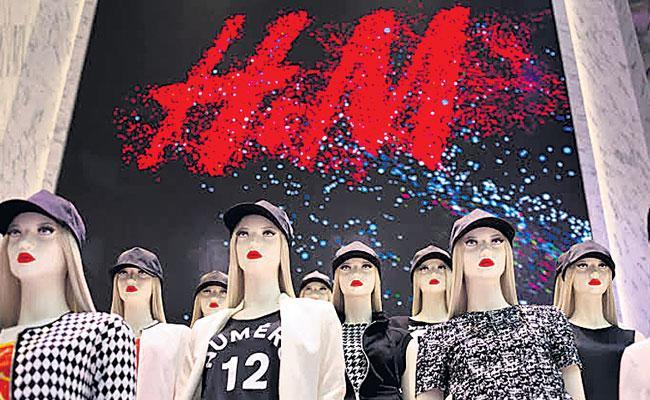 New H&M Tagline Sparks Outcry Over Gender Violence Association - Sakshi