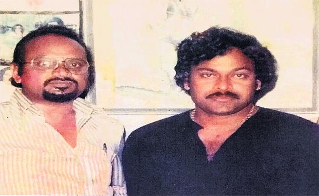 Megastar Chiranjeevi First Movie Director Suffering With Illness - Sakshi
