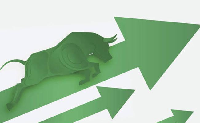 Stockmarket gains over 230 points - Sakshi