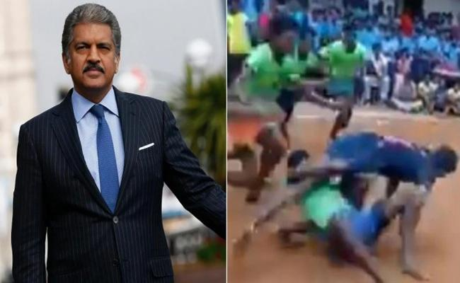Anand Mahindra Shares A Video With Best Advice - Sakshi