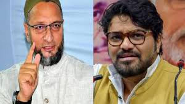 Babul Supriyo Says Asaduddin Owaisi Becoming The Second Zakir Naik  - Sakshi