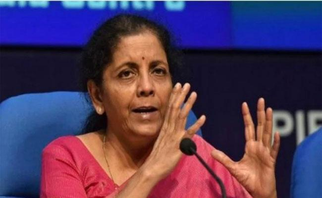 Government Supports Telecom Sector Says By Nirmala Sitharaman - Sakshi