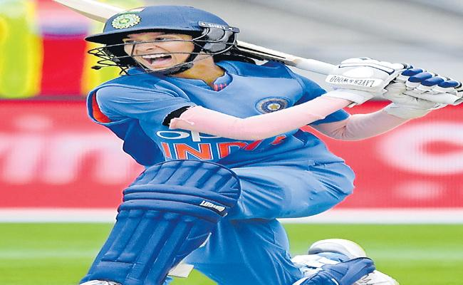 India Women Team Won The T20 Series Against The West Indies - Sakshi