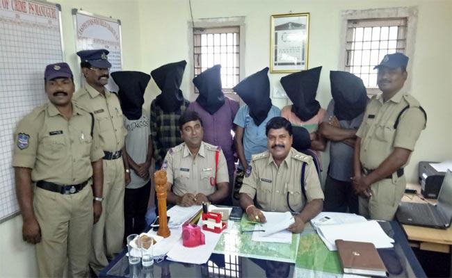 8 People Committed Sexual Assault With Minor Girl In Manuguru Town - Sakshi