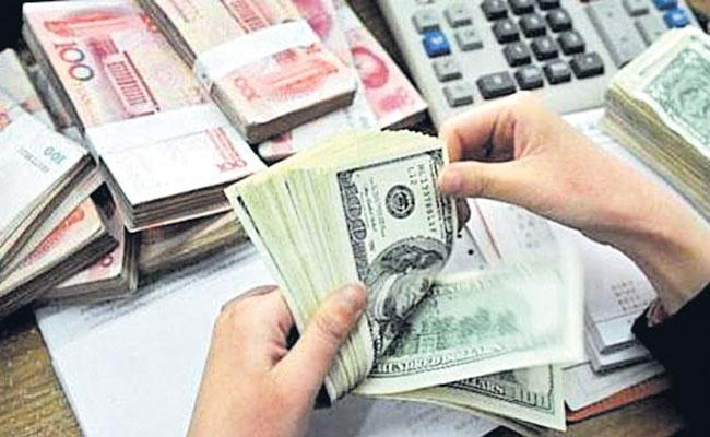 India forex Reserves Rise by 1.71 Billion Dollar  To Over $447 Billion Dollar - Sakshi