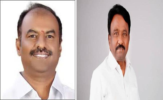 Internal Disputes In TRS Party Regarding Muncipal Elections - Sakshi