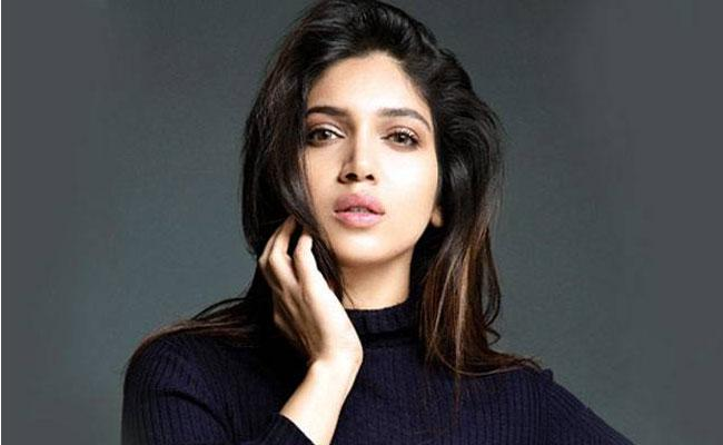 Bhumi Pednekar Says Have Good On Screen Chemistry With Ayushmann Khurrana - Sakshi