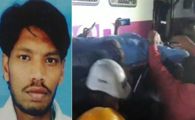 MMTS Loco Pilot Chandrashekar Died - Sakshi