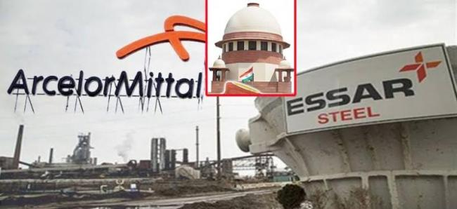 Supreme Court clears path for ArcelorMittal to acquire Essar steel - Sakshi