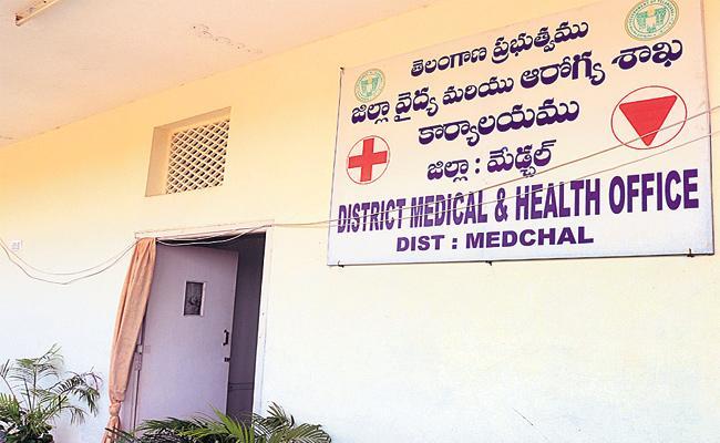 Doctors Negligence in Government Hospital Medchal - Sakshi