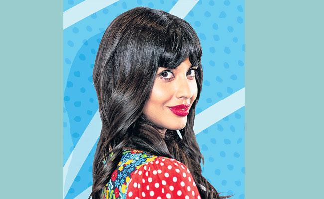 Jameela Jamil I Weigh Instagram Celebrates Body Positivity Self Worth - Sakshi