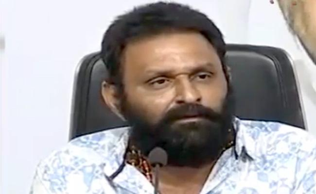 Minister Kodali Nani Lashes Out At Chandrababu, pawan Kalyan - Sakshi