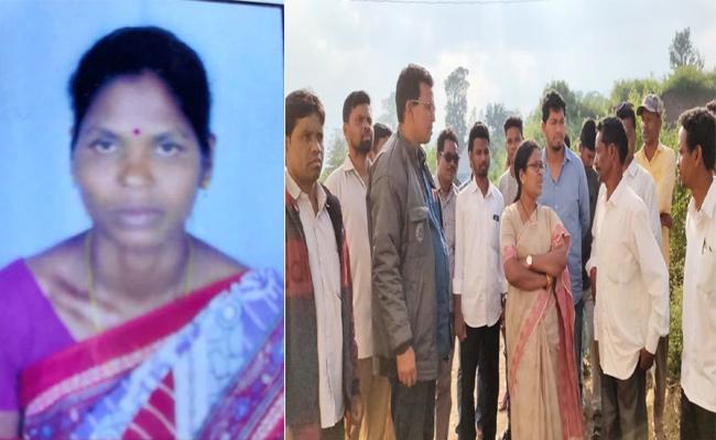 Tribal Woman Died in Hospital Visakhapatnam - Sakshi