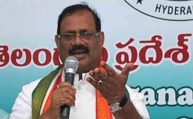 Bharat Bachao Rally Will Be Held On Nov 30 Says Kuntiya - Sakshi