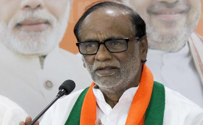 Laxman Demands Apology On Rafale From Rahul Gandhi - Sakshi