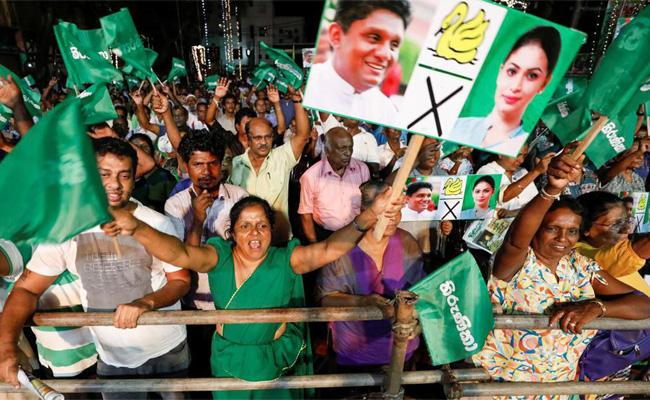 Who Is Going To Win In Sri Lanka Presidential Election - Sakshi