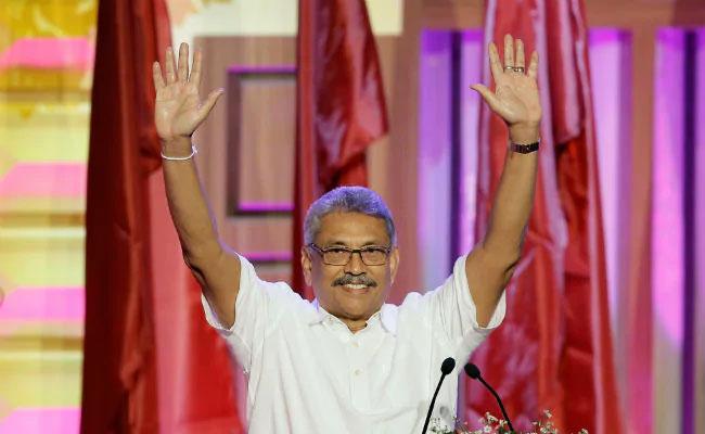 Gotabaya Rajapaksa Storms To Victory In Sri Lanka Election - Sakshi