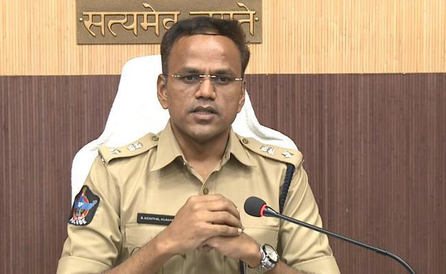 Chittoor District Police Solved Varshitha Murder Case - Sakshi