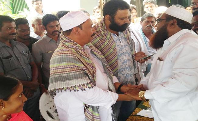 Kodali Nani Says Chandrababu Naidu Betrays Avinash - Sakshi
