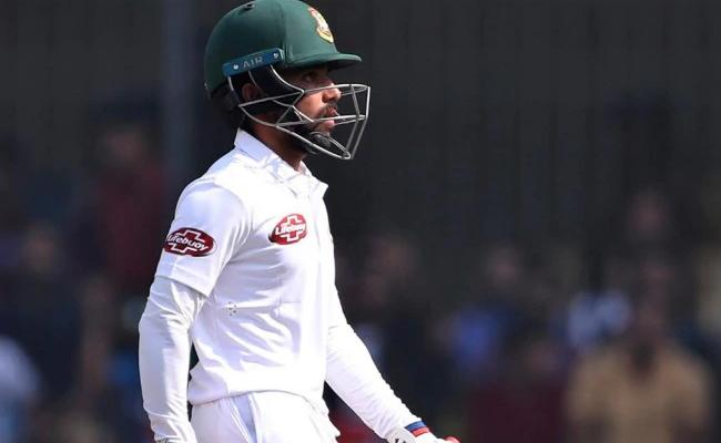 It Will Be Great If We Revisit Bangladesh's Test Cricket Mominul - Sakshi