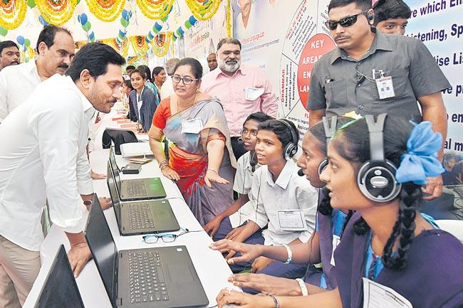 ap people appreciate cm jagan english mediumon in govt schools - Sakshi
