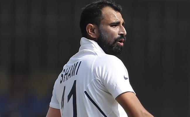 ICC rankings: Shami Breaks Into Top 10 - Sakshi
