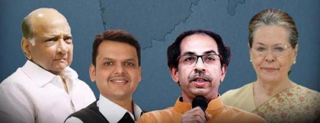 bjp u turn on assembly results in  maharashtra - Sakshi