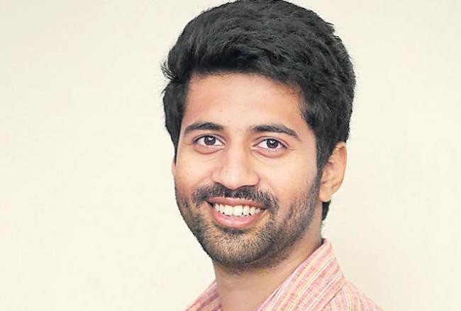 Hero Viswanth Speech At Tholu Bommalata movie press meet - Sakshi
